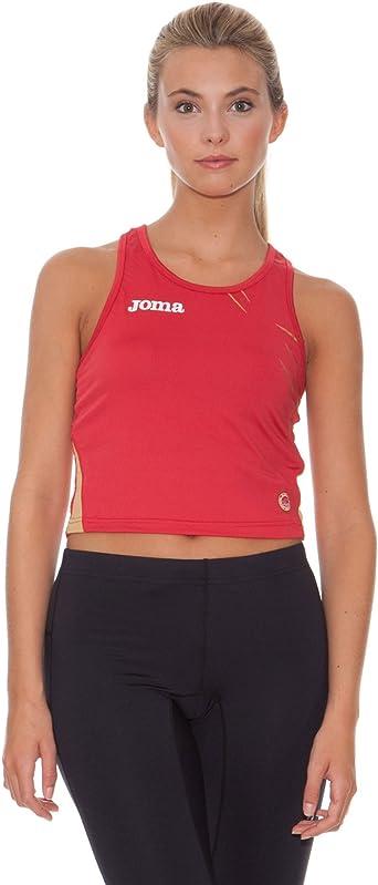 Joma Camiseta Atletismo Entreno R.F.E.A: Amazon.es: Ropa y accesorios
