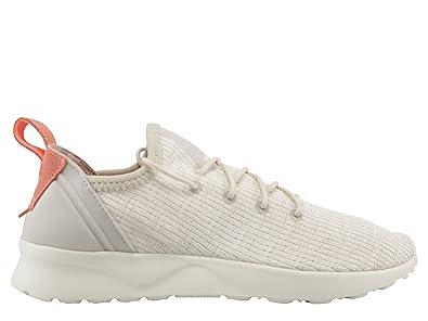 brand new 8f153 bac73 ... inexpensive adidas originals womens originals zx flux adv virtue  trainers us8 cream c5d54 32854