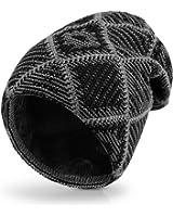 Vbiger Berretti in maglia Cappello Invernale Unisex Cappello da Sci