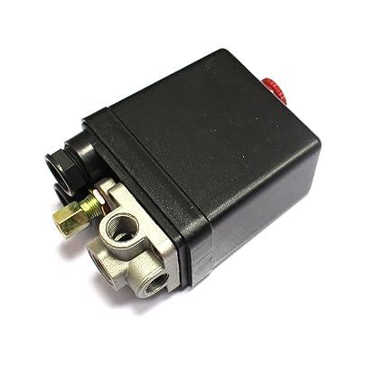 S-Union nueva Compresor De Aire Interruptor De Presión Válvula De Descarga para Hitachi 882