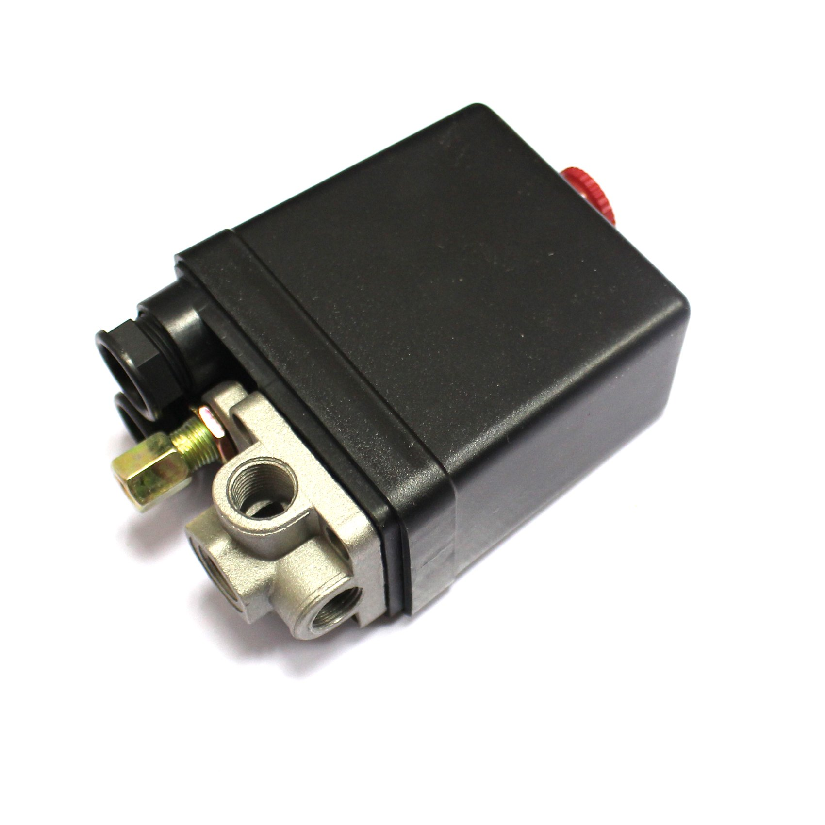S-Union New Air Compressor Pressure Switch Unload Valve for Hitachi 882-609 PS104PPL Push by S-Union (Image #1)