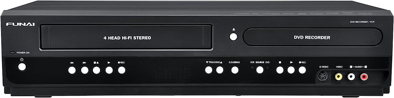 Funai VCR and DVD Recorder