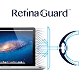 "RetinaGuard Anti-UV, Anti-blue Light Screen protector for Macbook Pro 15"" Retina (Late 2012-2015) - SGS & Intertek Tested - Blocks Excessive Harmful Blue Light, Reduce Eye Fatigue and Eye Strain"