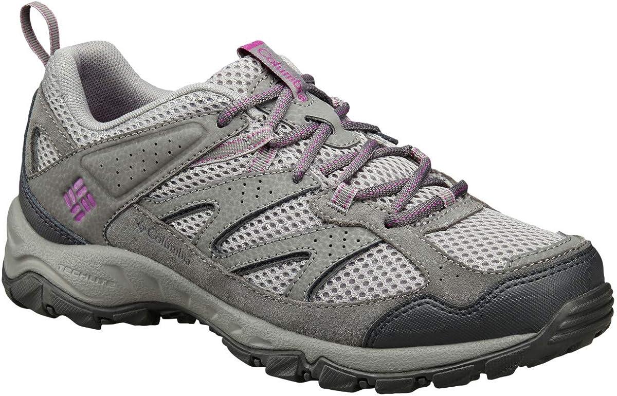 Columbia Women s Plains Ridge WMNS-W Low Hiking Shoes
