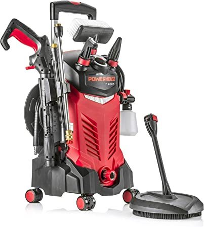 Powerhouse International - Electric High Power Pressure Washer 3000 PSI