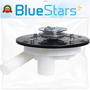 Ultra Durable 21001906 Washer Drain Pump Replacement Part by Blue Stars - Exact Fit for Maytag Magic Chef Dishwasher - Replaces WP35-6465 21001589 21001732