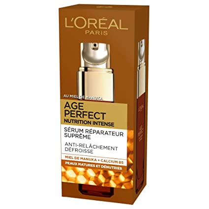 L Oréal Paris Age Perfect Nutrition Intense Sérum Reparador ...