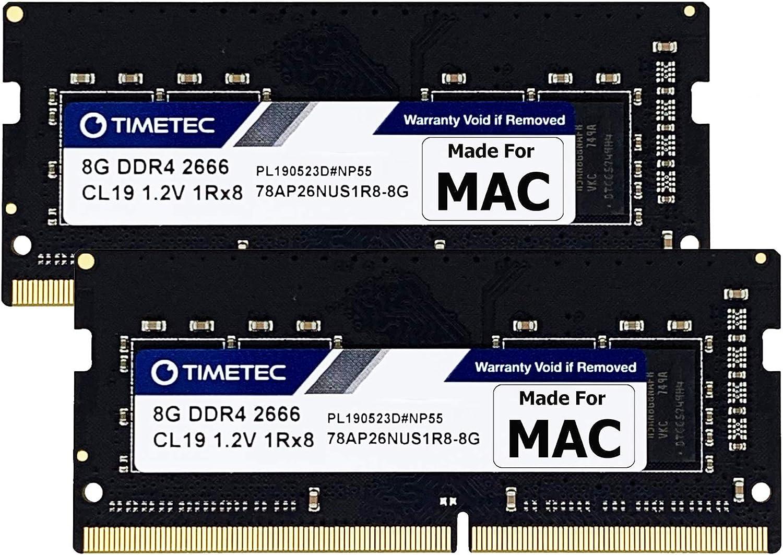 2 x 8GB A-Tech 16GB Kit AT385263SRV-X2R2 DDR4 PC4-21300 2666Mhz ECC Registered RDIMM 2rx8 Server Memory Ram for GIGABYTE MH70-HD1