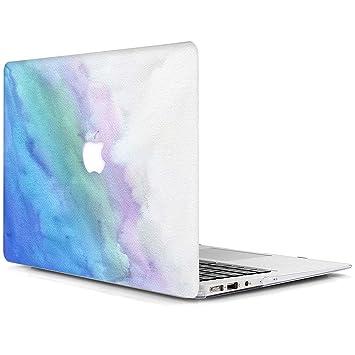 Funda MacBook Pro 13 2019/2018/2017/2016 Plástico Funda Dura Carcasa para MacBook Pro 13 con/sin Touch Bar (A2159/A1989 / A1706 / A1708), R767 ...