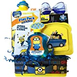 Minions Easter Gifts For Kids Contains Bubbles And Wand Play Pack, Amazing Easter Gift Baskets For Boys And Girls ' 3 To 5 Years Old