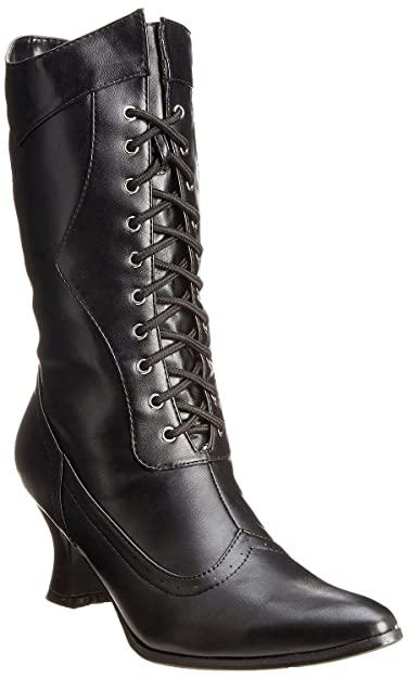 Ellie Shoes Women's 253 Amelia Victorian Boot - PMUWHMFI6