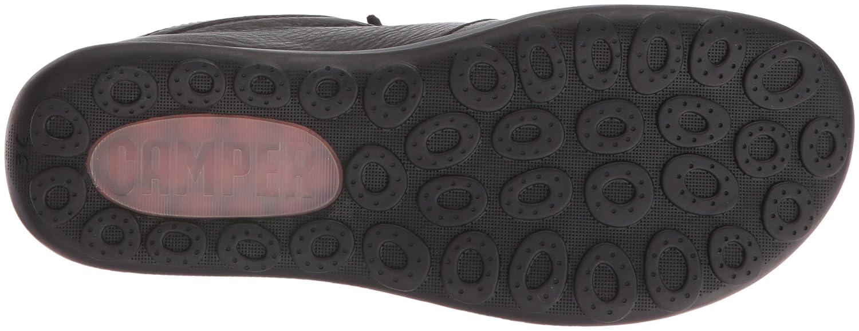 Camper Peu Pista, Botines Para Mujer, color Negro (Black 032), talla 9 UK 42 EU: Amazon.es: Zapatos y complementos
