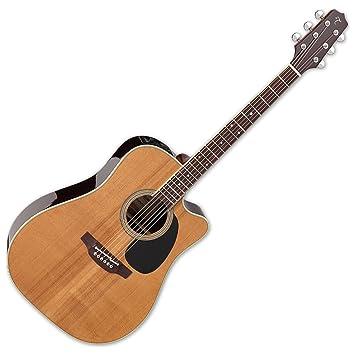 TAKAMINE ef360sc TT térmica serie acústica/guitarra eléctrica con funda: Amazon.es: Instrumentos musicales