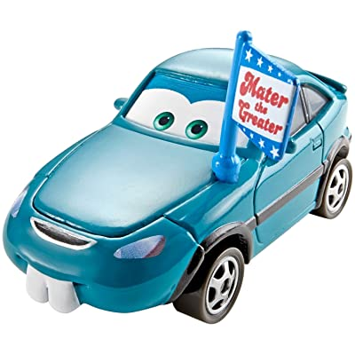 Disney/Pixar Cars Mater's Tall Tales Bucky Brakedust (Mater the Greater) Die-Cast Vehicle: Toys & Games