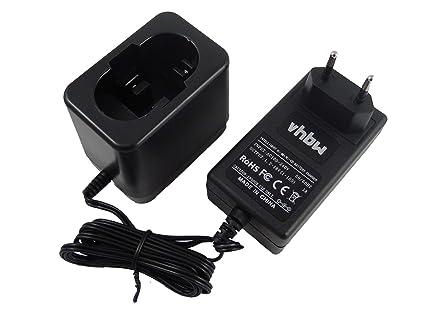 vhbw Fuente de alimentación 220V, cargador para batería de ...