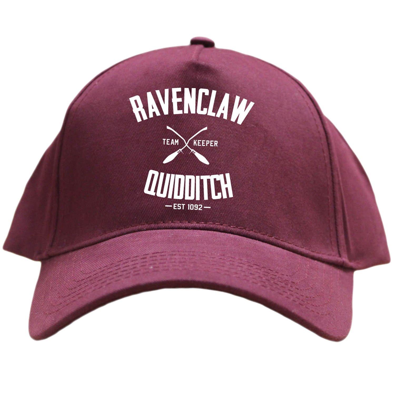 4e2d02cb Ravenclaw Quidditch Sporty Hat 4 Colors (Black) at Amazon Men's Clothing  store: