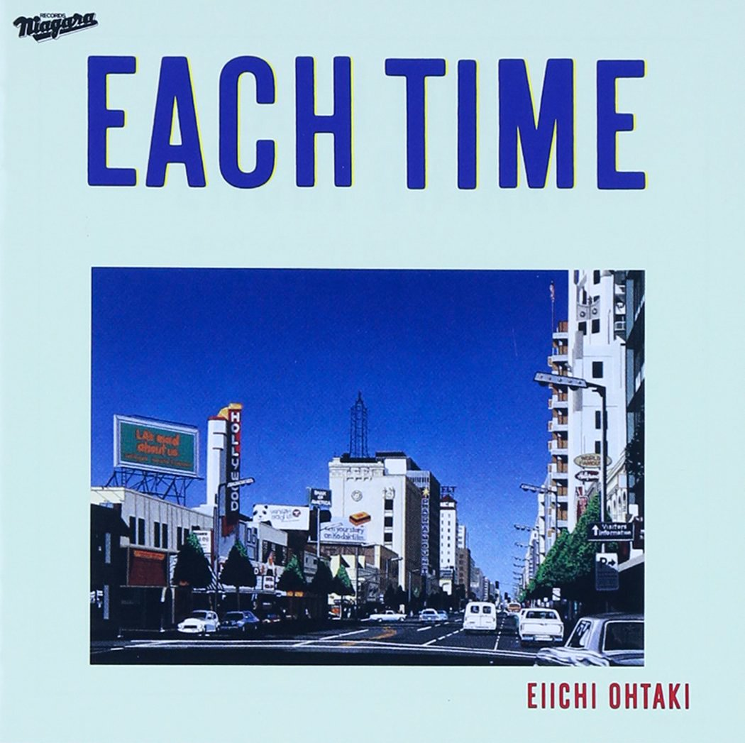 EACH TIME 20th Anniversary Edition/大滝詠一