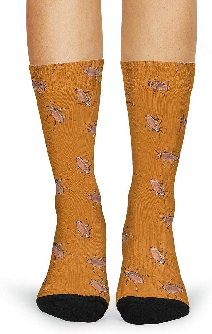 Fashion Travel Breathable Socks Palm Tree Tropical Palm Men /& Women Running Casual Socks