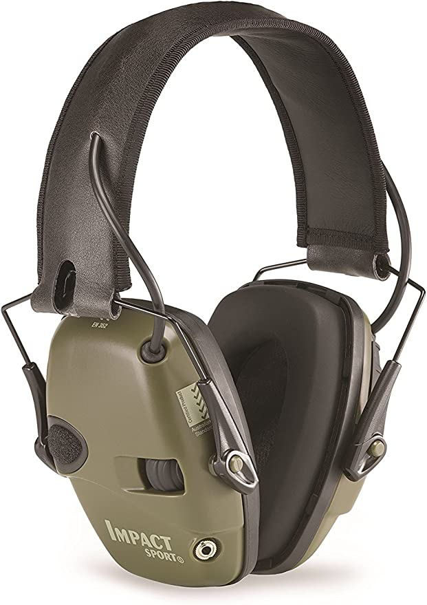Best Shooting Ear Protection: Howard Leight by Honeywell