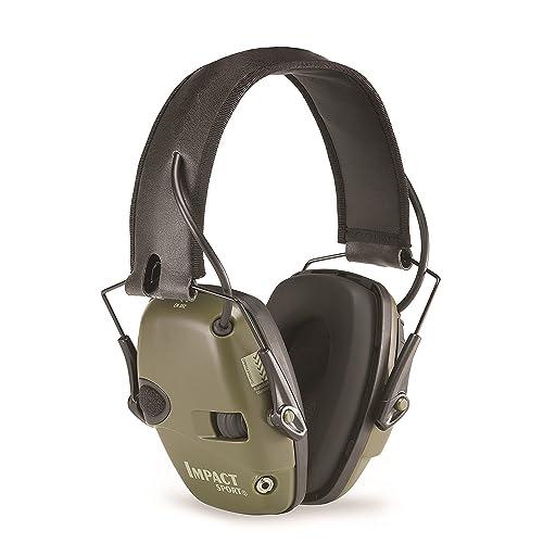 Honeywell 1013530 Howard Leight Impact Sport orejeras de protección auditiva