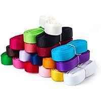 HBF Cintas 54 Yarda (18 Color Cada Color