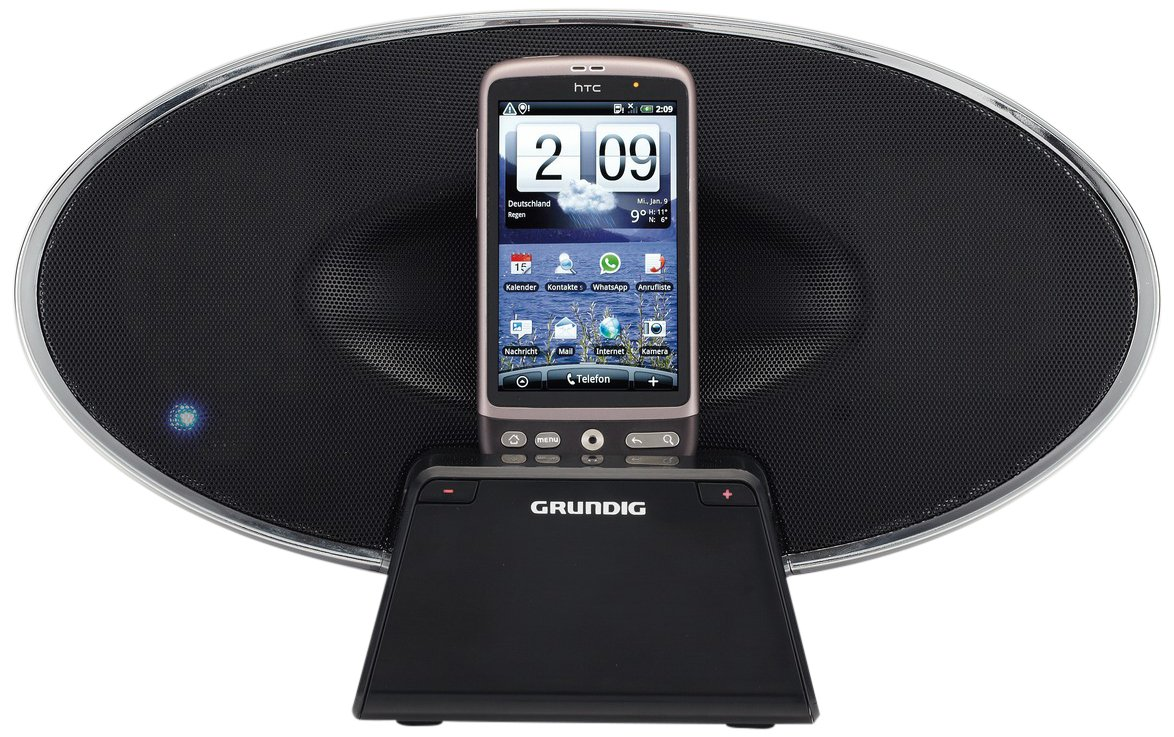 Grundig GSD 300 SP - Altavoz Smartphones Android