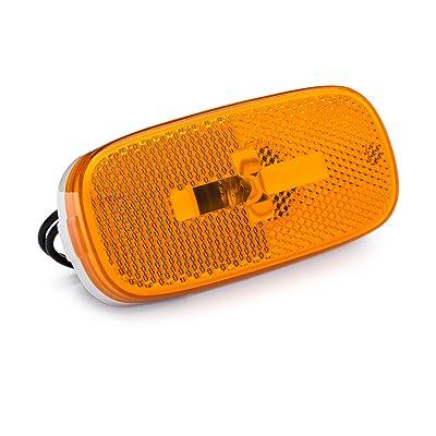 Lumitronics RV Marker Light (Amber): Automotive
