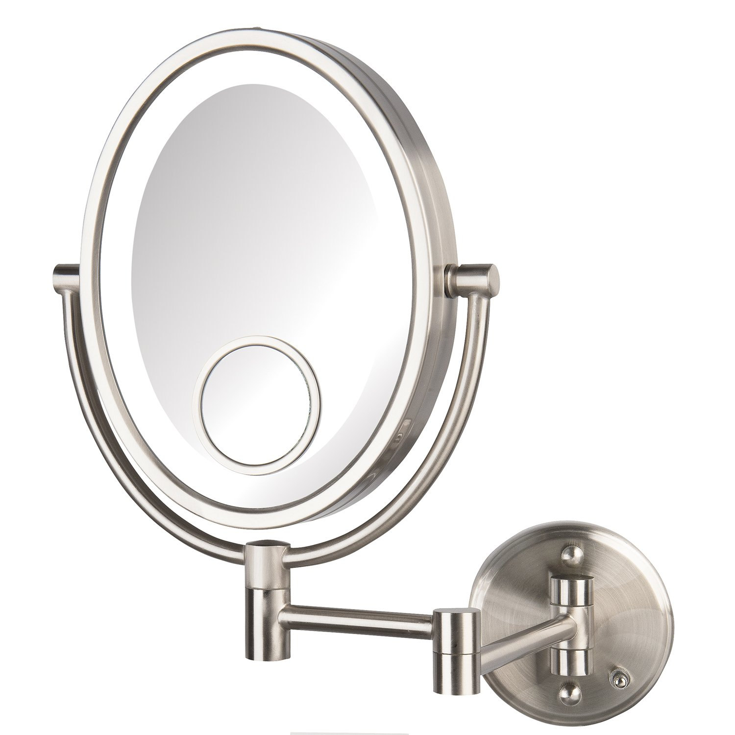 Direct Wire Jerdon Products Inc. Jerdon HL9515NLD LED Lighted Wall Mirror