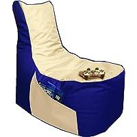 Sitzsack 3er Set Big Gamer Sessel mit EPS Sytropor Füllung - Rückenkissen - Hocker - In & Outdoor Sitzsäcke Sessel Kissen Sofa Sitzkissen Bodenkissen