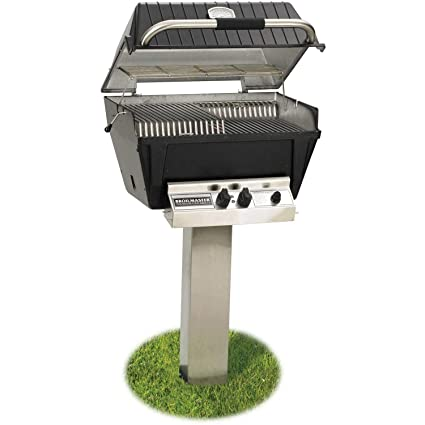 Amazon.com: Broilmaster p4-xfn Premium gas natural parrilla ...