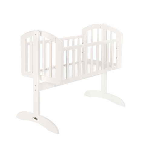 newest 16a8e da071 Obaby Sophie Swinging Crib (White)