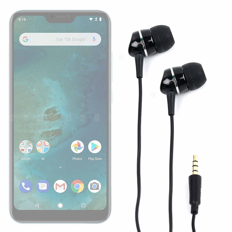 DURAGADGET Auriculares para Smartphone DOOGEE X55, Ulefone ...