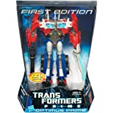 Optimus Prime Transformers Prime Action Figure Voyager Class First Edition