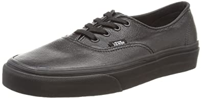 vans authentic decon leather