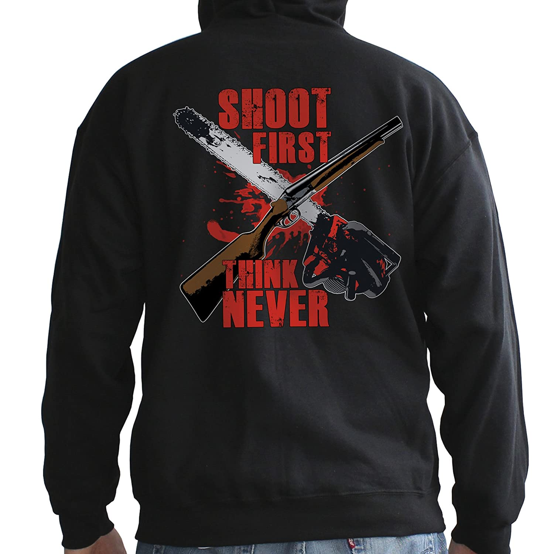 ASH Vs EVIL DEAD - Sweat Shoot first, think never (L)
