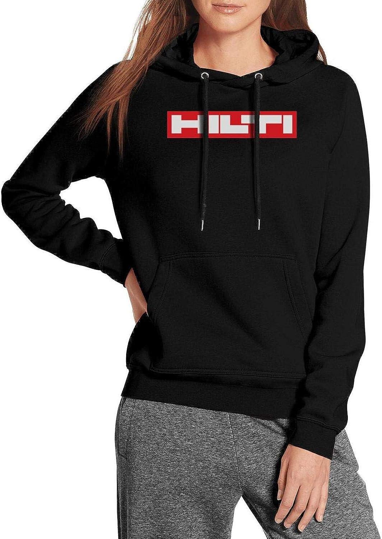 Pocket Sweatshirt Thicken Fleece Warm Tall Slwari Womens Casual Hoodies Hilti-AG-Company-Group-Tools