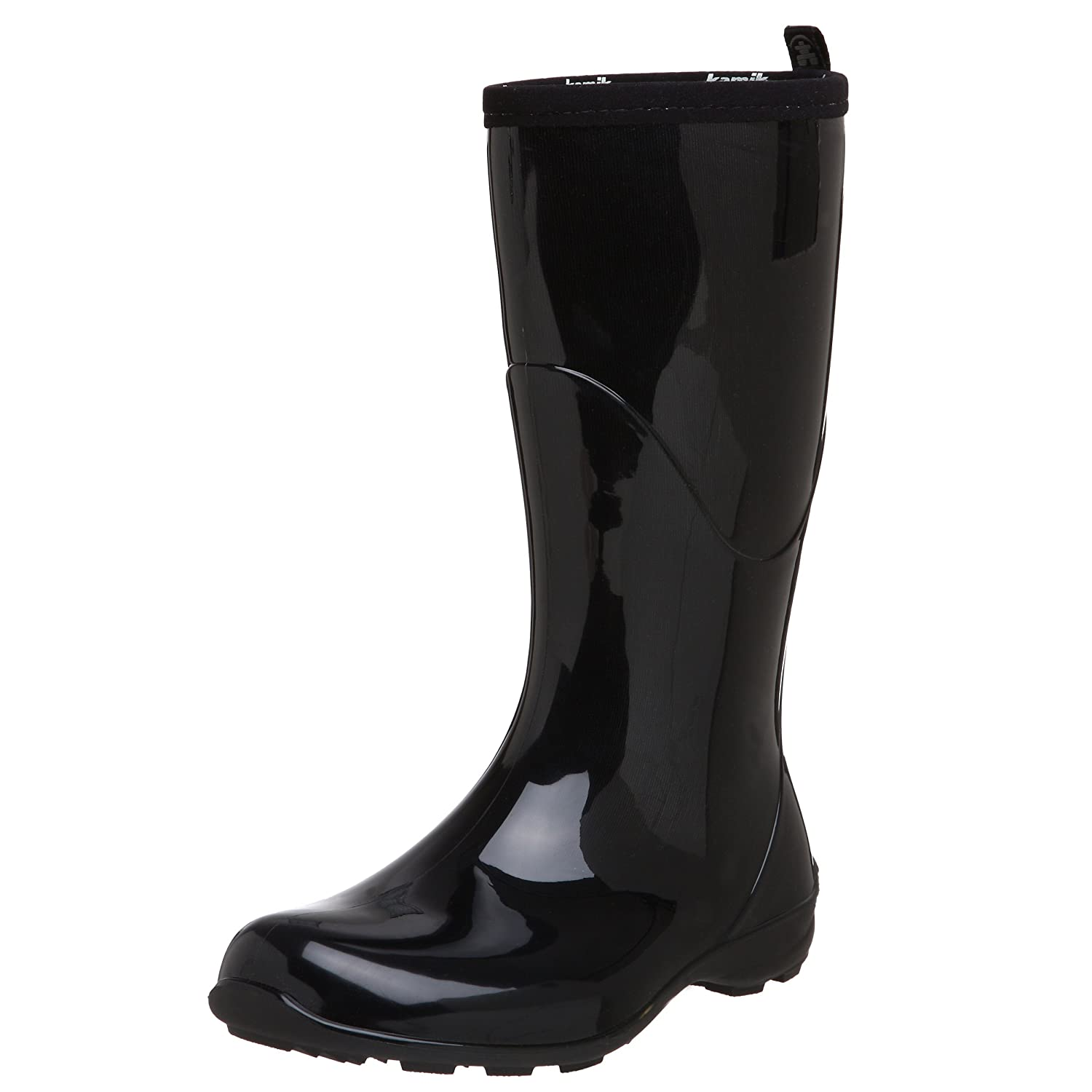 Amazon.com | Kamik Women's Heidi Rain Boot | Mid-Calf