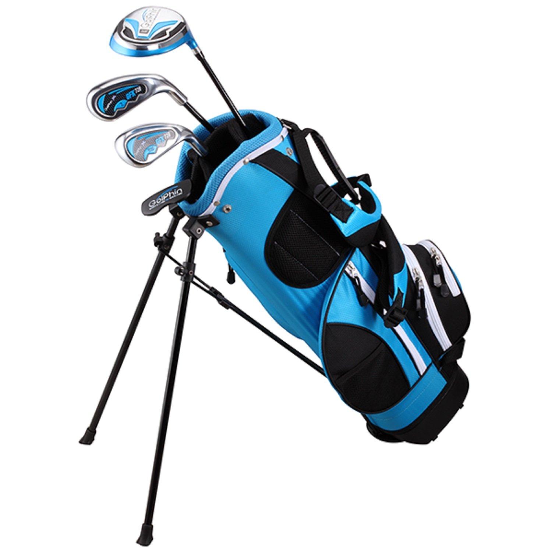 Amazon.com : Golphin Kids Package Golf Club Set, Right Hand, 39 ...