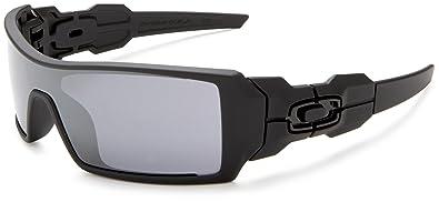 oakley men s oil rig update 03 464 sunglasses black 1 oakley rh amazon co uk