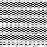Online Metal Supply Steel Perforated Sheet, Thickness: 0.075 (14 ga.), Width: 24'', Length: 48'', Hole Size: 0.093 (3/32), Staggered 0.156 (5/32)