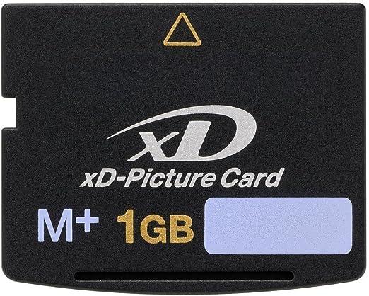 Ex Pro 1 Gb Xd Speicherkarte High Speed Typ M Für Fujifilm Finepix Digitalkameras