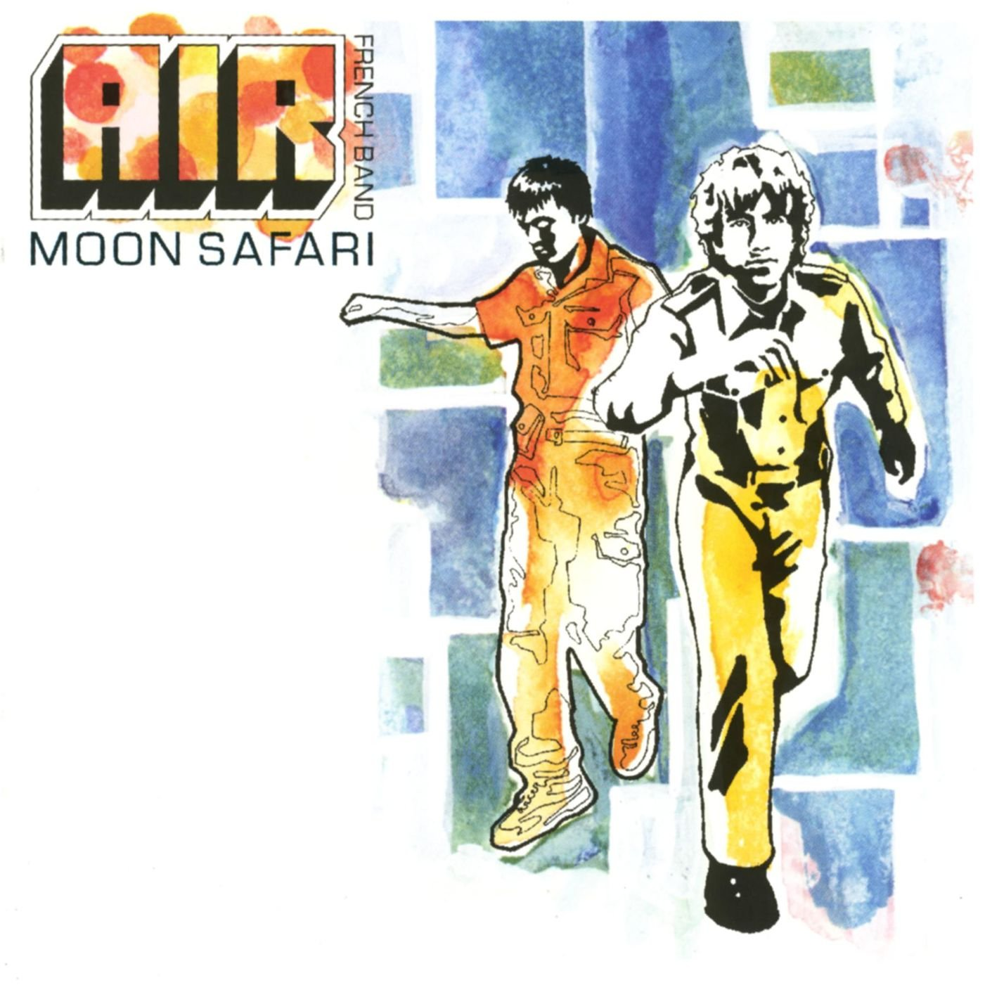Moon Safari (Reed) [Vinilo]