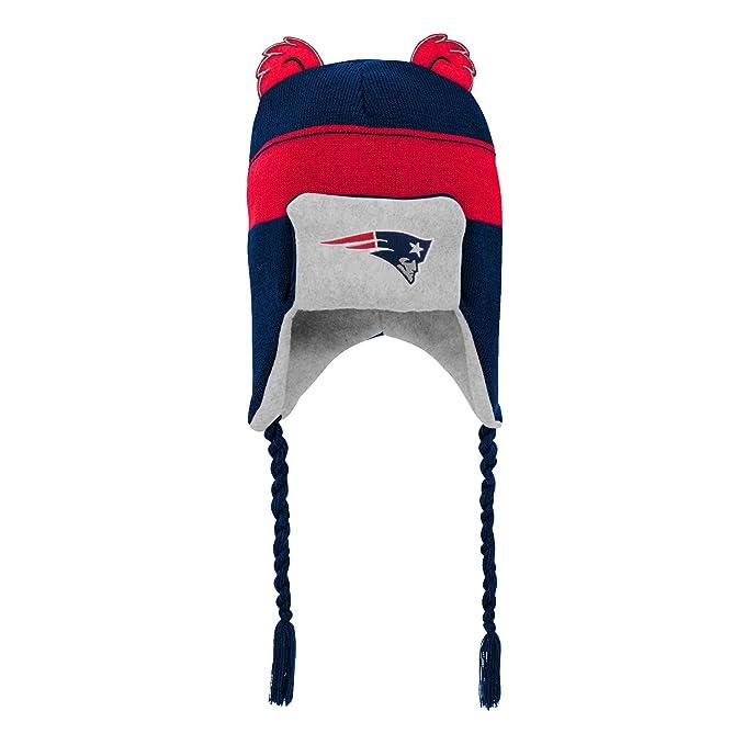 87a01883 Outerstuff NFL Boys Ears Trooper Hat