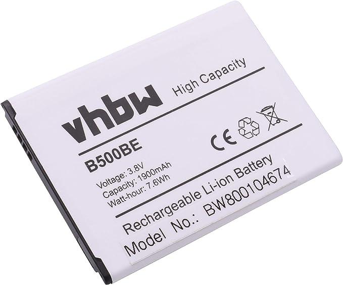 vhbw batería para Smartphone, Teléfono móvil, Celular Samsung ...