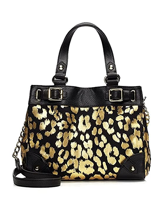 fc5f10add313 Amazon.com: Juicy Couture Beverly Leopard Daydreamer Womens Handbag, Leopard:  Shoes