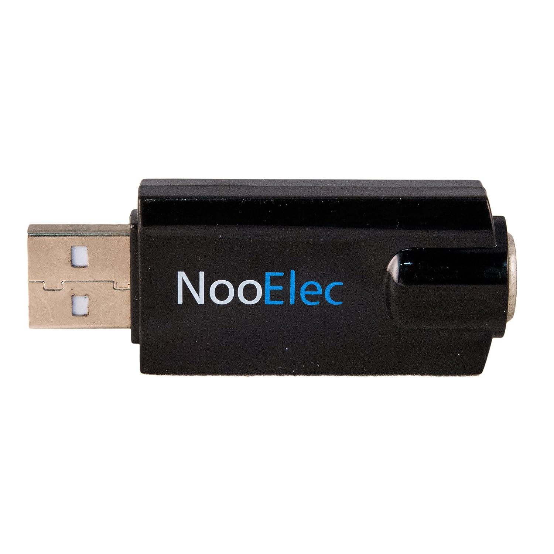 PAL-Eingang kompatibel mit vielen SDR-Software-Paketen NooElec NESDR Nano-P Kleines USB RTL-SDR /& ADS-B Empf/änger-Set mit RTL2832U- /& R820T-Tuner Schwarz Preiswertes softwaredefiniertes Funkger/ät ESD-sicher