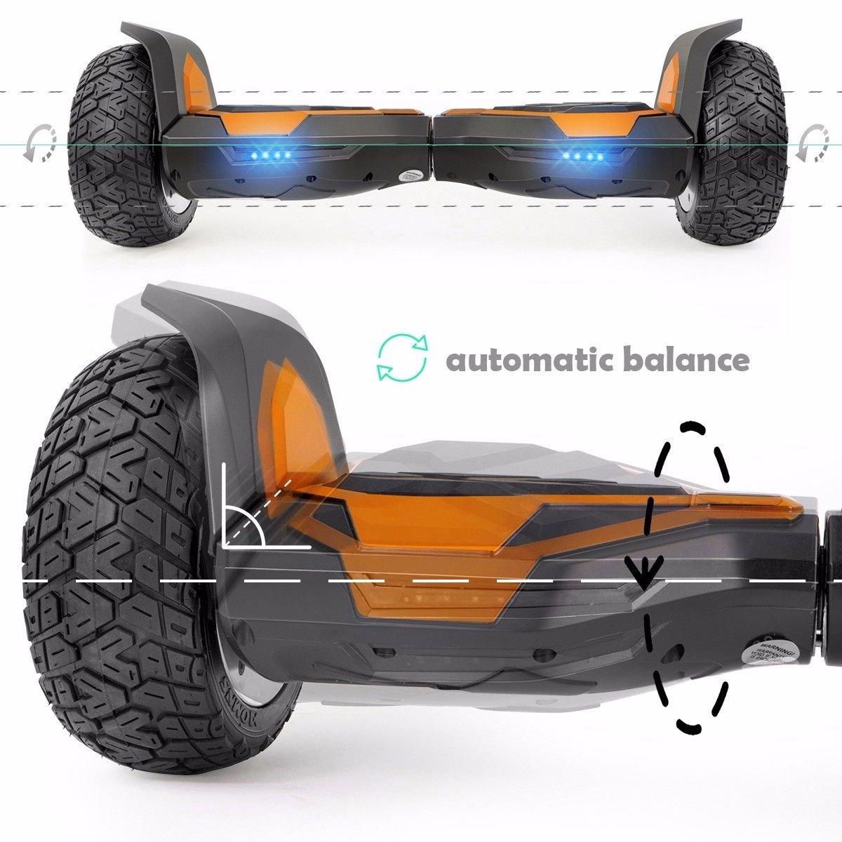 Amazon.com: V-Fire Ninja - Altavoz eléctrico autoequilibrado ...