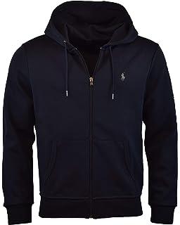 832eb6756833 Amazon.com  Polo Ralph Lauren Classic Full-Zip Fleece Hooded ...