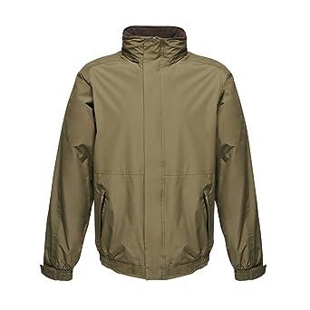 info for pick up attractivedesigns Mens Regatta Dover Hydrafort Waterproof Fleece Lined Jacket / Coat