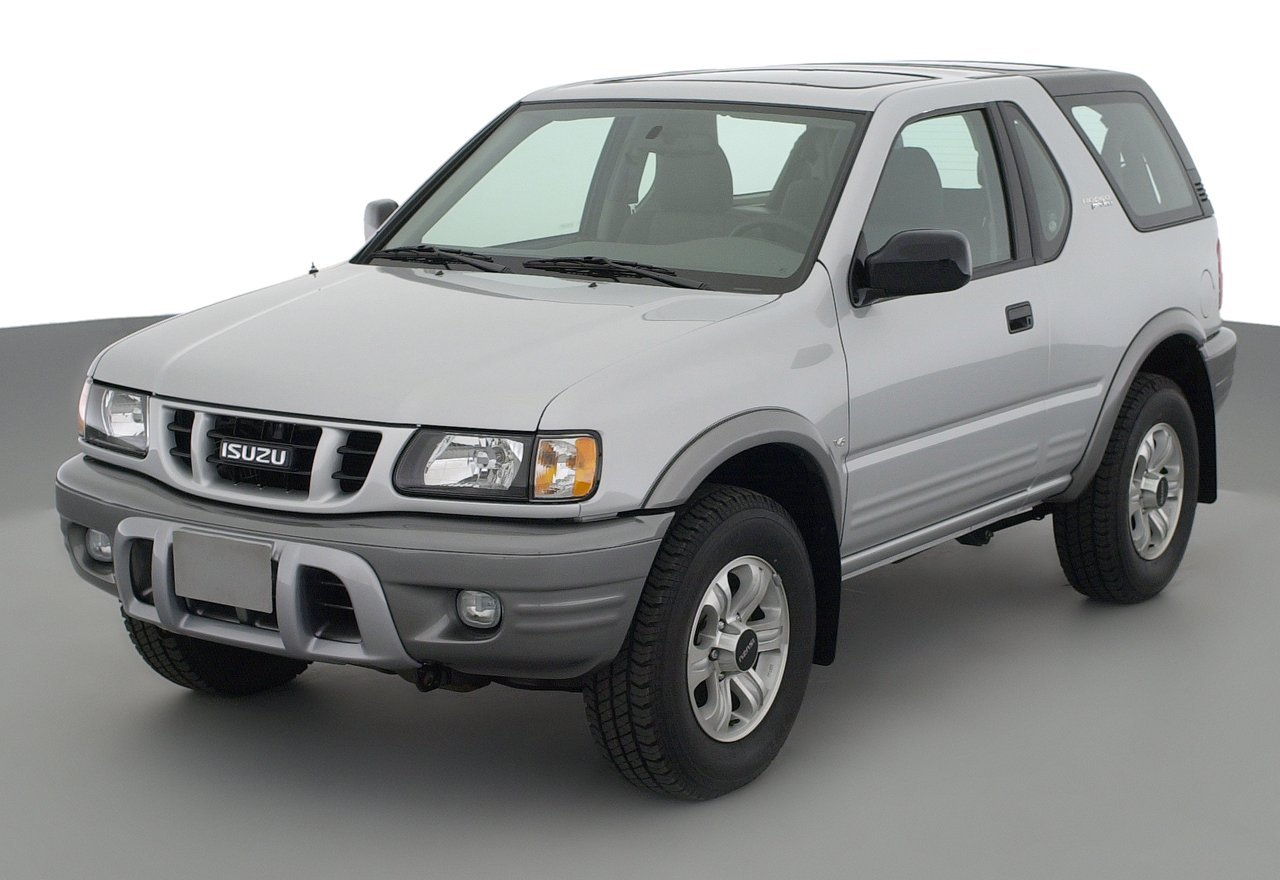 2002 Isuzu Rodeo Sport, 2-Door Convertible 2-Wheel Drive 4-Cylinder ...